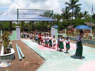 Village school Oct 09 - 01