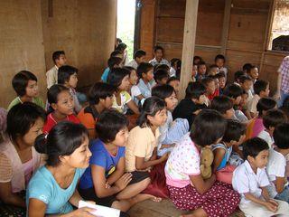 Orphans at 'A Kid's Life'