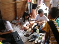 Shoes Giving