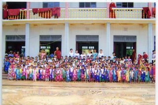 Kungyangon Primary School Donations