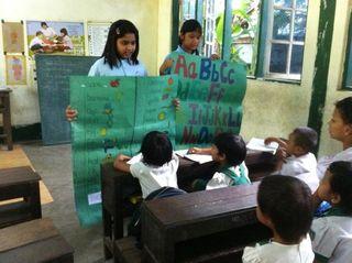 Little Burmese School - 22