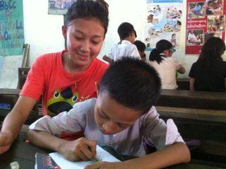 Little Burmese School - 38