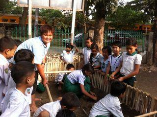 Little Burmese School - 28