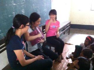 Little Burmese School - 33